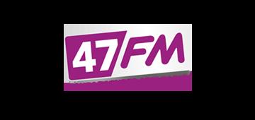 Logo 47fm